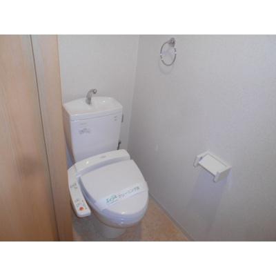 【トイレ】フローラル森下