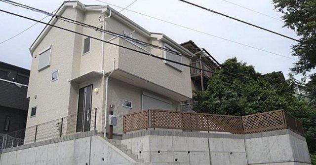 【外観】新築 藤沢市本藤沢2丁目 6号棟