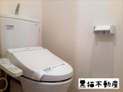 【トイレ】プレミアム黒川