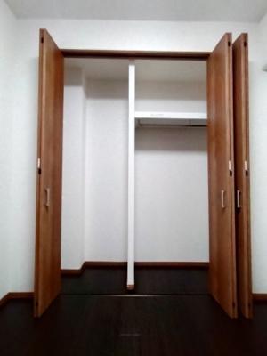 収納が大容量ですので、お部屋を広くお使いいただけます。