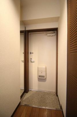 【玄関】レジデンス篠原