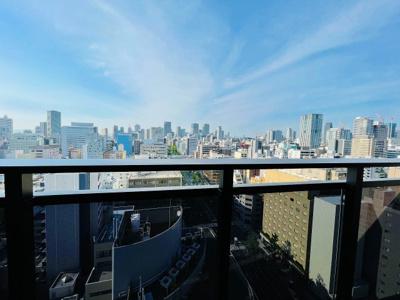 【展望】ワコーレ大阪新町タワーレジデンス