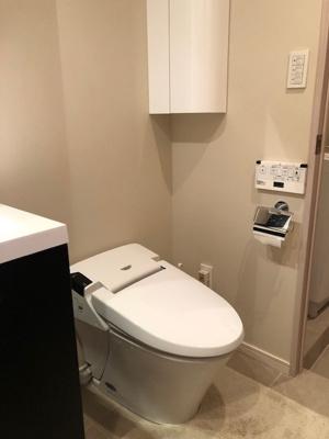 【トイレ】パークノヴァ神宮前