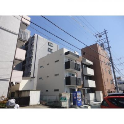 【外観パース】グランレーヴ上飯田