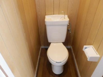 【トイレ】メゾンポレスタ