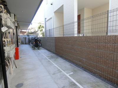 自転車置き場