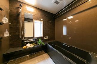 【浴室】デ・リードヴィンテージ二條城前