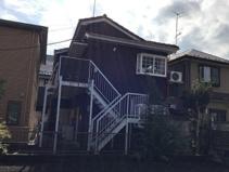 厚木市三田2丁目一棟アパートの画像