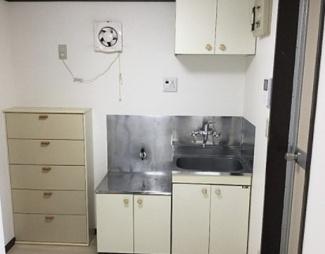 【キッチン】厚木市三田2丁目一棟アパート