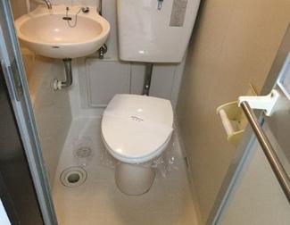 【トイレ】厚木市三田2丁目一棟アパート