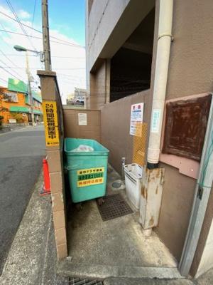 朝日プラザ堺東 ゴミ庫