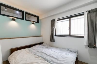 4.1帖の洋室は主寝室にいかがでしょうか。