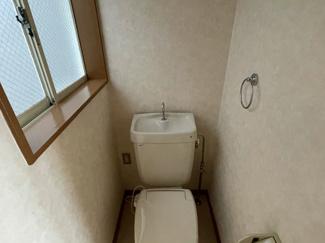 【トイレ】コーポ工藤