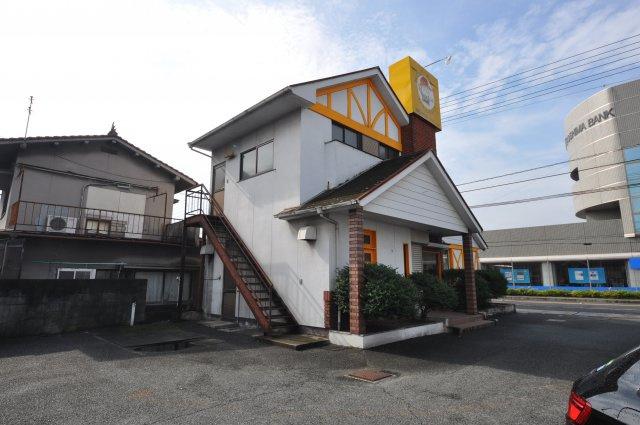 【外観】真田貸事務所