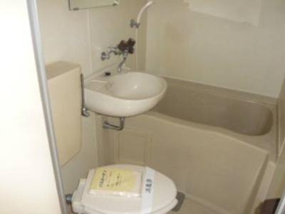【浴室】メゾン・ド・ジュール
