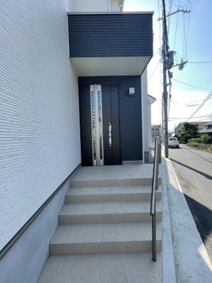 【玄関】堺市中区福田 新築戸建