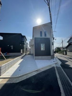 【前面道路含む現地写真】堺市中区福田 新築戸建