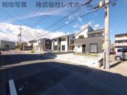 現地写真掲載 新築 前橋市六供町HT2-6 の画像