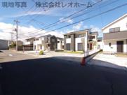 現地写真掲載 新築 前橋市六供町HT2-7 の画像
