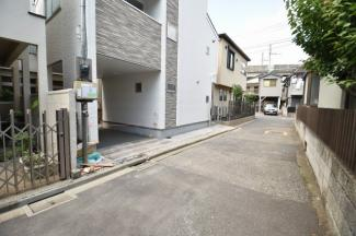 JR京浜東北線・根岸線「東十条」駅から徒歩5分の場所に立地!