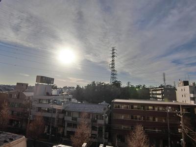 【展望】サンモール青葉台