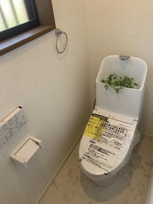 【トイレ】いなべ市大安町中央ヶ丘1丁目