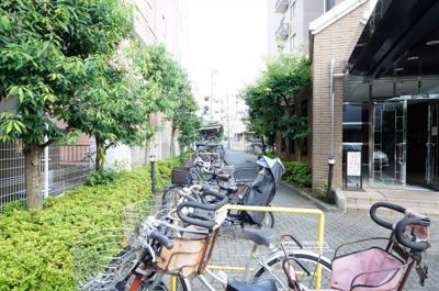 【駐輪場】サニークレスト武蔵浦和