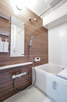 【浴室】サニークレスト武蔵浦和