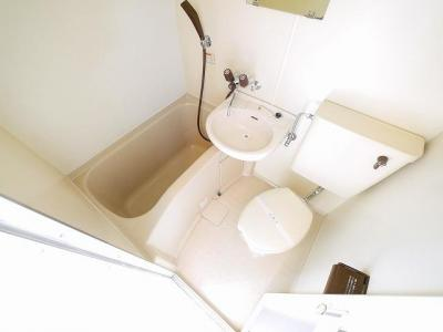 【浴室】シングル・モア
