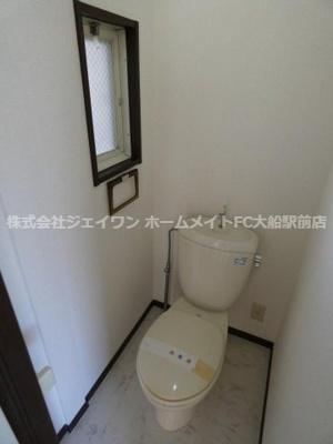 【トイレ】ハイツ佐相Ⅰ