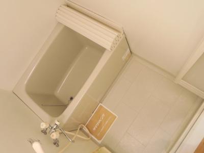 【浴室】フローラハイツ