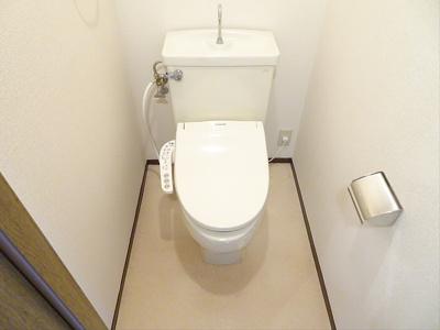 【トイレ】松原327ハウス