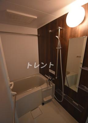 【浴室】ブライズ白金台