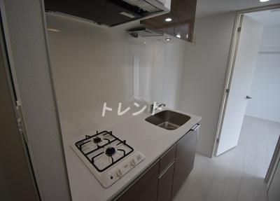 【キッチン】ブライズ白金台