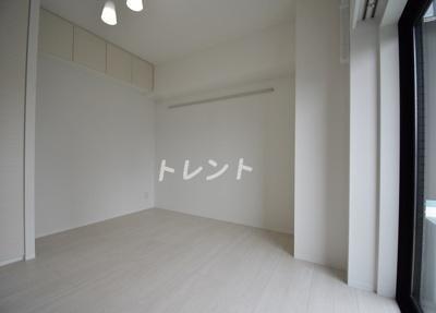 【寝室】ブライズ白金台