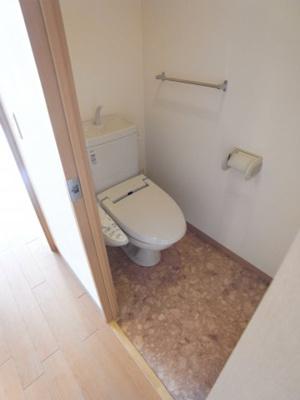 【トイレ】ヴェルドミールⅡ