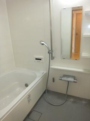 【浴室】セントポリア金剛東4棟