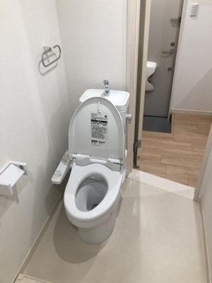 【トイレ】グランビア池上町A棟