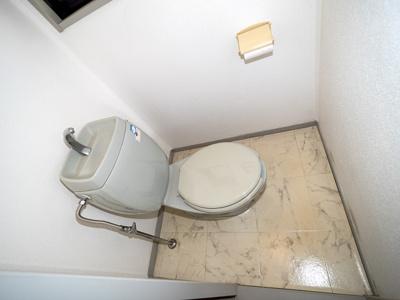 【トイレ】サンガーデン衣笠1