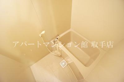 【浴室】ビラージュ取手