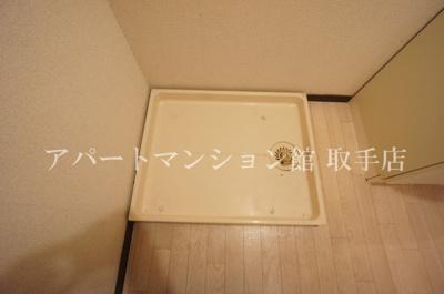 【洗面所】ビラージュ取手
