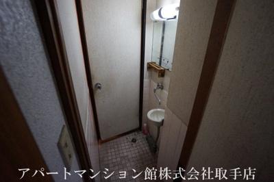 【洗面所】龍ヶ崎中川テナント