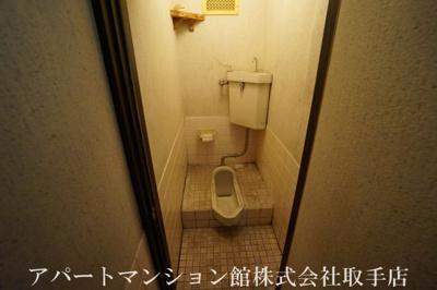 【トイレ】龍ヶ崎中川テナント