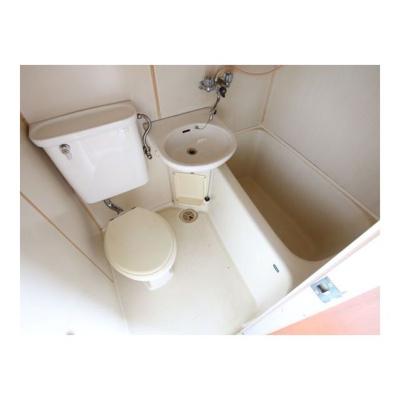 【浴室】コーポノモト
