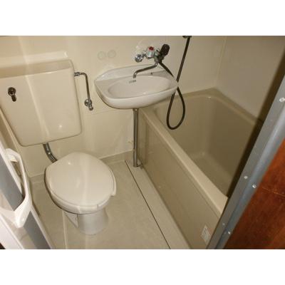 【浴室】ハイツn