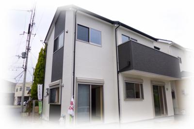 【外観:施工例】神戸市西区池上2丁目新築一戸建て