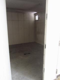2階(キュービクル受電設備跡)