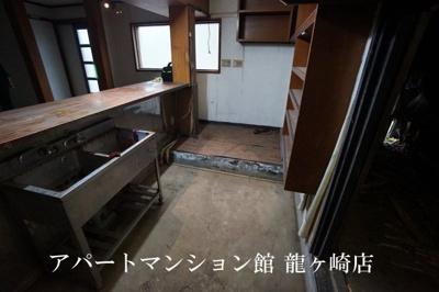 【キッチン】龍ヶ崎中川テナント