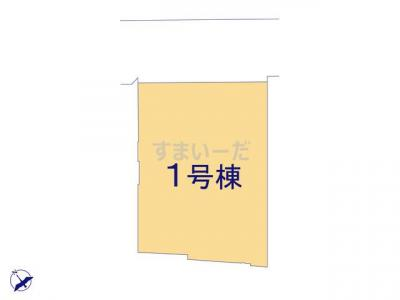 【区画図】リナージュ高石市千代田20―1期