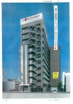 宿郷一丁目エレベータ・タワー月極駐車場の画像
